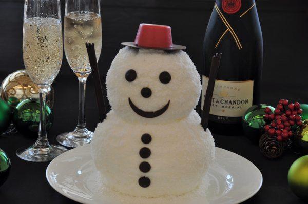 クリスマスケーキ2018 販売開始