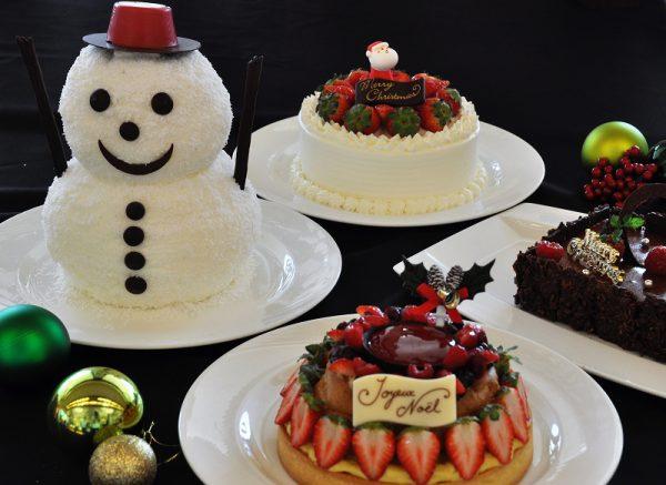 クリスマスケーキ2019 販売開始